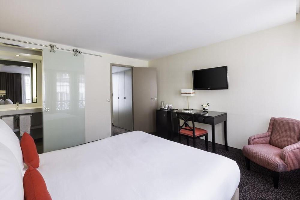 Miglior hotel e spa del primo post occidentale - sistemazione