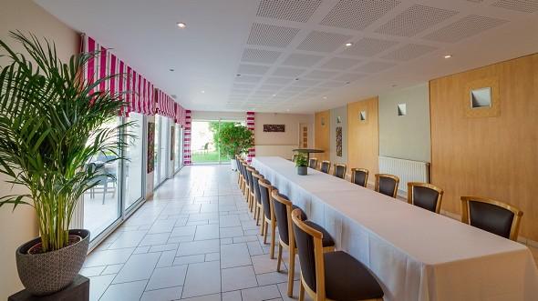 Hotel Beau Rivage Nogent Sur Seine Salle Seminaire Troyes 10