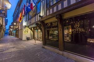 Relais Saint Jean Hotel - Hotelfassade