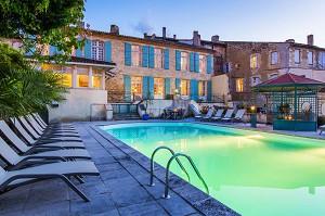 Hotel des Trois Lys - Piscina