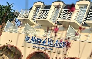 Spa Marin du Val André - alloggi 4 stelle per gli eventi aziendali
