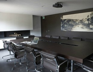 Sala de seminarios: Chez Odette -
