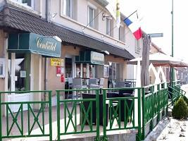 Hostellerie du Centrotel et Spa - Facade