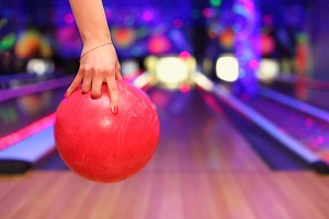 Enjoy Bowling - Track