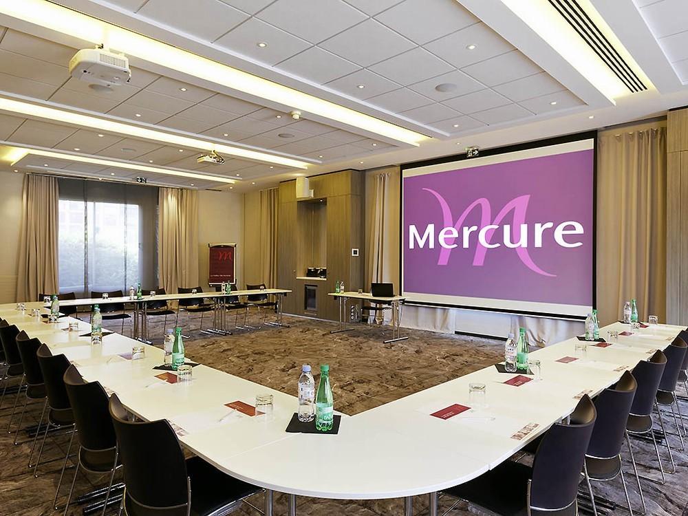 Mercure Rennes Center Train Station