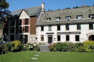 Sala de seminarios: Hôtel des Chazes -