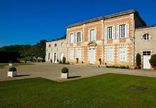 Chateau de Cujac - Castello dei seminari della Gironda