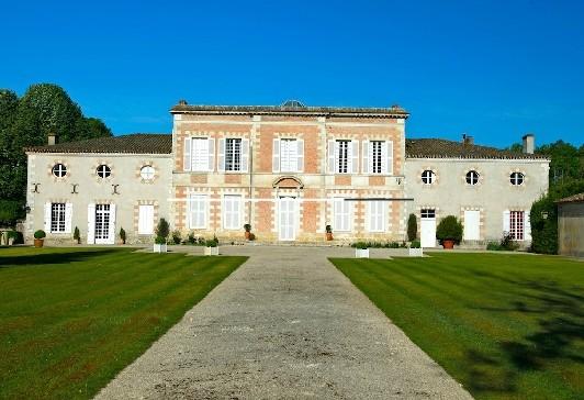 Castello di Cujac - facciata