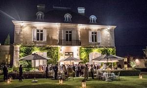 Château Haut-Bailly - Castillo de eventos