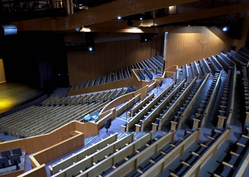 Pino galante Merignac auditorium 2