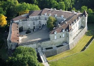 Château de Cazeneuve - seminar Préchac