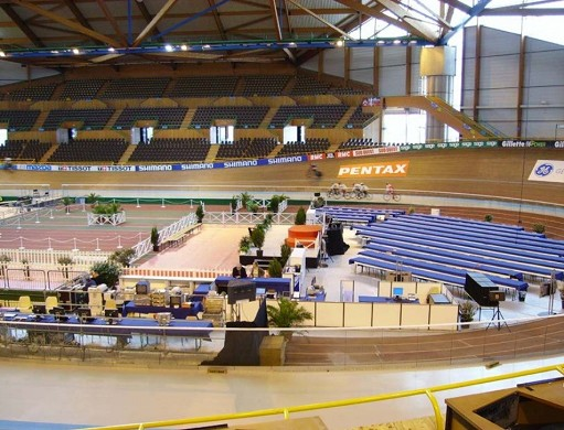 Stadium velodrome - atypical seminar in Bordeaux
