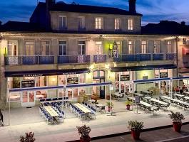 Hotel de França e Inglaterra - seminário de Pauillac