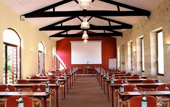 Hôtel de France et d'angleterre - sala de seminarios