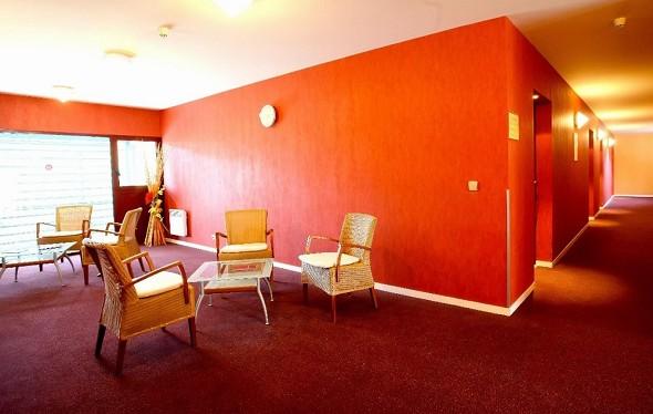 Hotel de France et d'angleterre - Innenraum