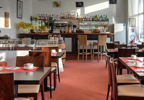 Hotel de France et d'angleterre - desayuno