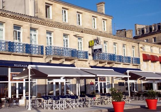 Hotel de France et d'angleterre - außen