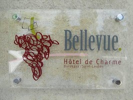 The Bellevue villa