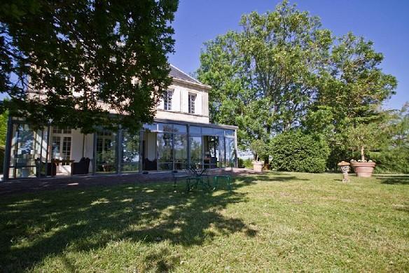 La villa d'ô bellevue - garden