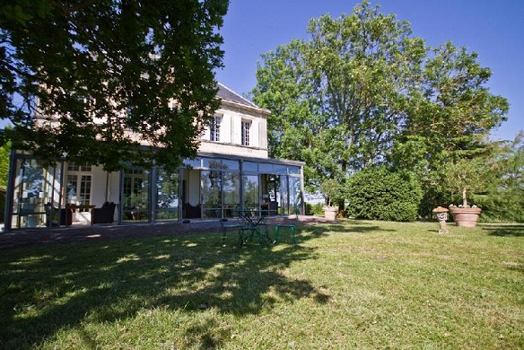 La villa d'ô bellevue - jardin