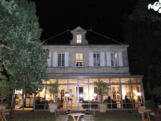 La villa d'ô bellevue - evening