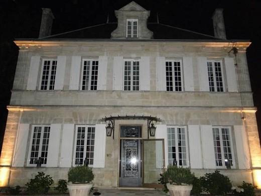 La villa d'ô bellevue - façade