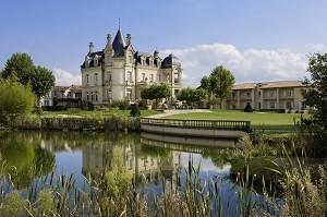 Grand Barrail Château Hotel und SPA - Saint-Emilion Seminar Château
