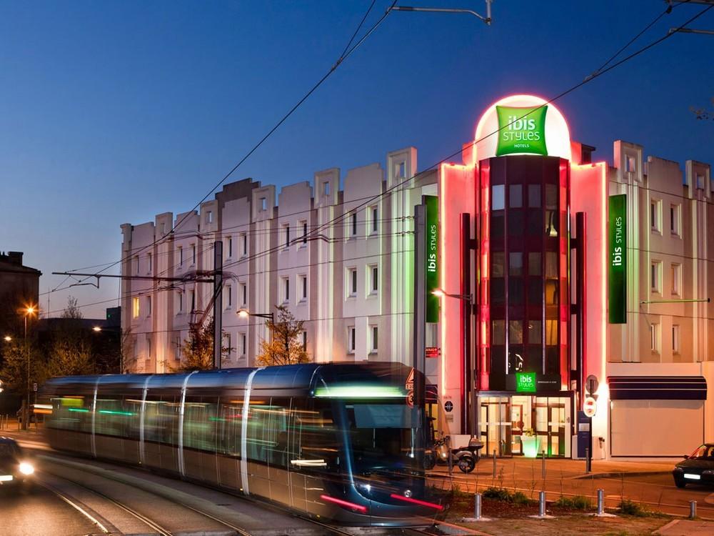 Hotel Ibis Gironde