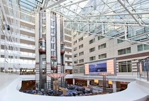 Hilton Paris Charles de Gaulle Airport - Interior