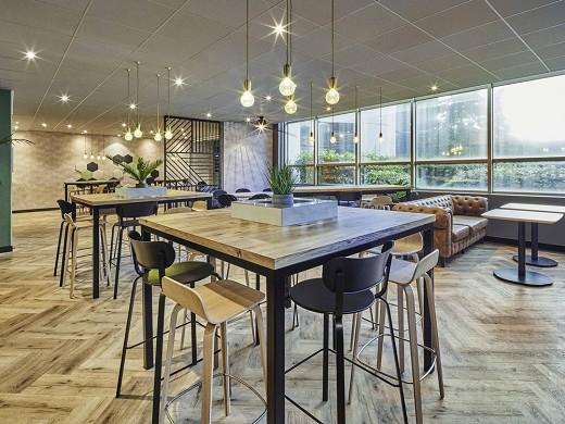 Ibis paris cdg airport - spazio di coworking