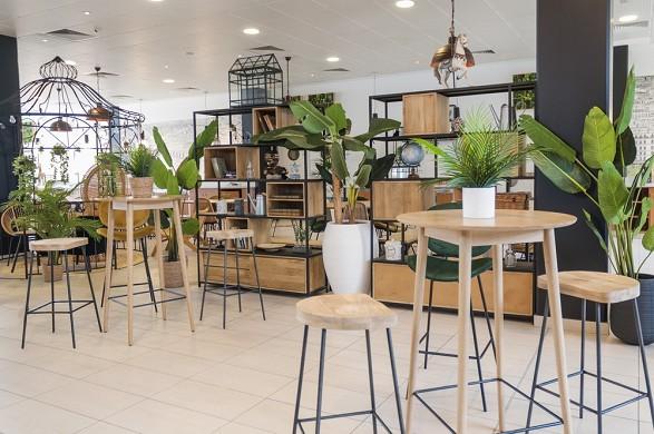Ibis paris cdg airport - area ristorazione per seminari / la piazza