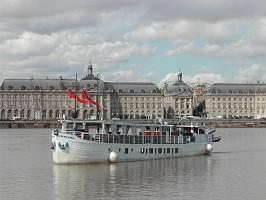 Royal Barge - seminario di Bordeaux