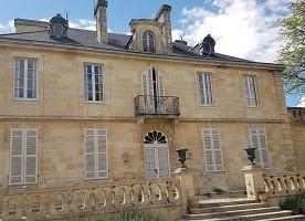 Château Kirwan - Facciata