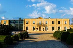 Château Bertinerie - Facciata