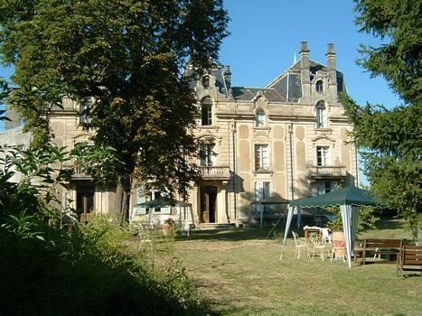 Château saint vincent - exterior