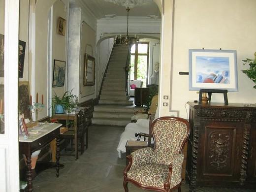 Château saint vincent - interior