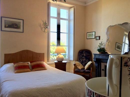 Château saint vincent - bedroom