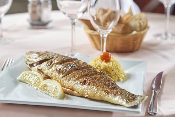 L'etoile d'or - fish