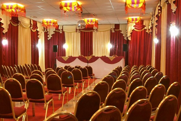 L'etoile d'or - conference room