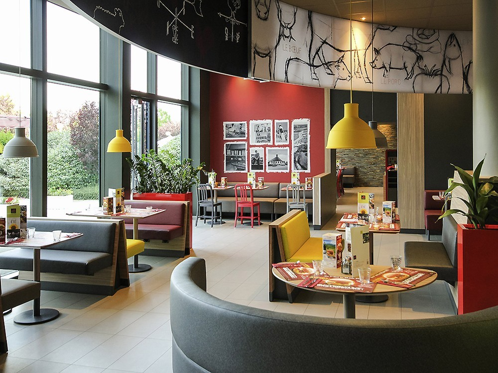 Ibis marne la vallée noisy le grand - interieur