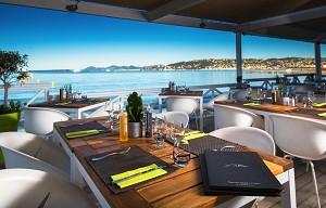 Garden Beach Hotel - Terrazza