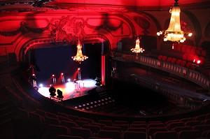 The trianon paris amphitheater