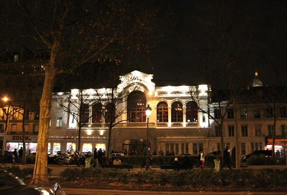The Trianon outside paris