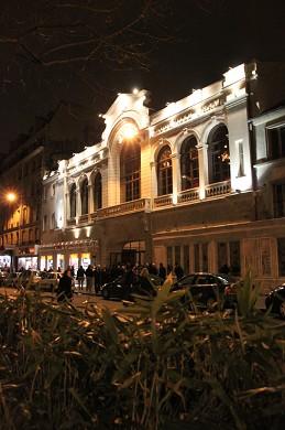The frontage trianon paris