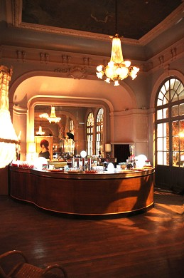 The reception trianon paris