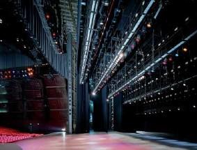 Palais des Congres de Paris all'interno 2
