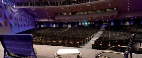 Palais des Congres de Paris all'interno 3