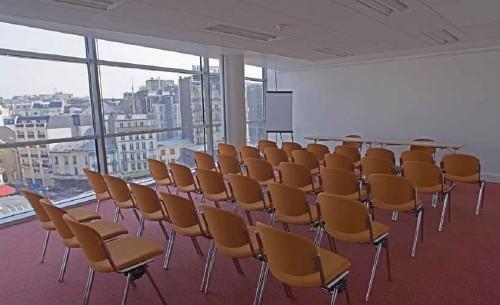 Palais des Congres de Paris sala riunioni