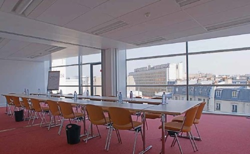 Palais des Congres de Paris sala per seminari