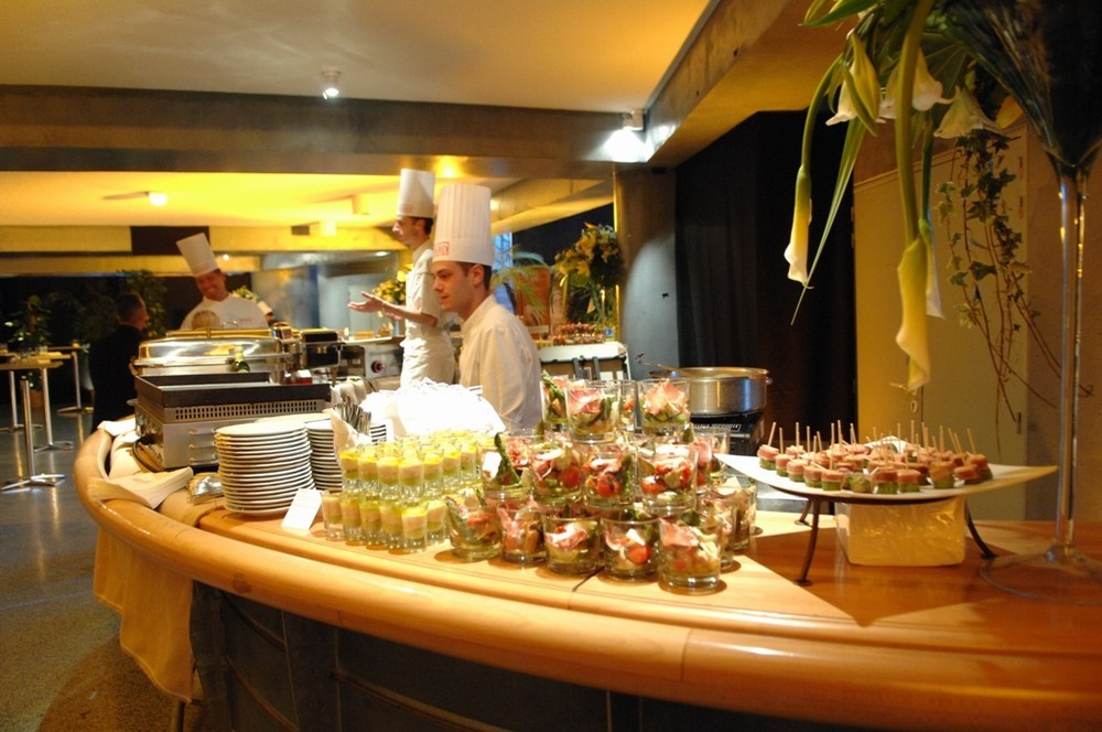 Nikaia Palace - catering service